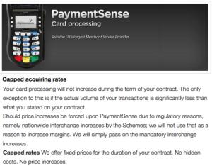 Payment Sense Guarantee