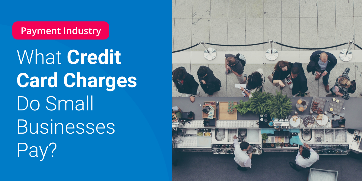 What Credit Card Charges Do Small Businesses Pay?