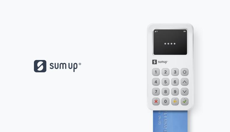SumUp 3G Reader