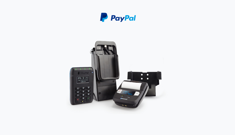 PayPal Here Cab Pack