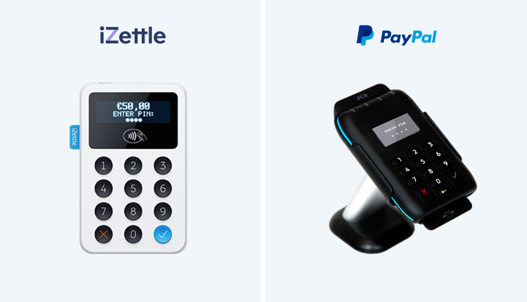 iZettle vs PayPal Here: Which one should I use? (Updated 2020)
