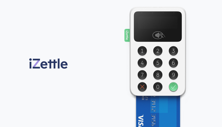 iZettle Card Reader 2