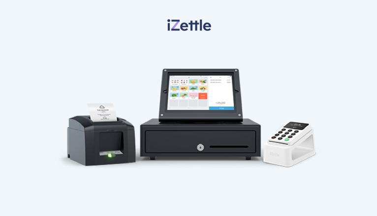 iZettle Store Kits