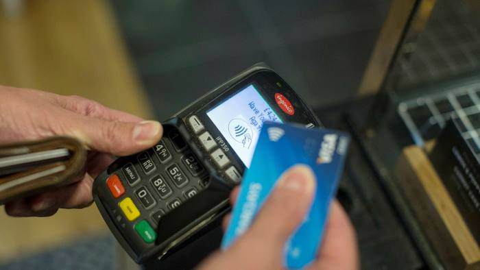 How to update your card terminal for £45 contactless limit