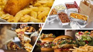 takeaway food